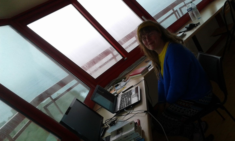 Sophie Salleron lecture Publique